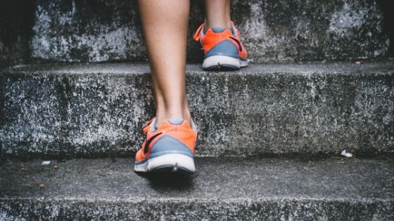 Takikng the learning out of getting fit