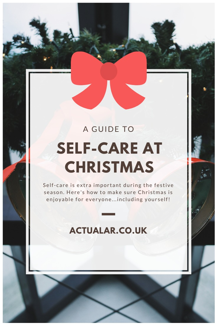 Self-care at Christmas