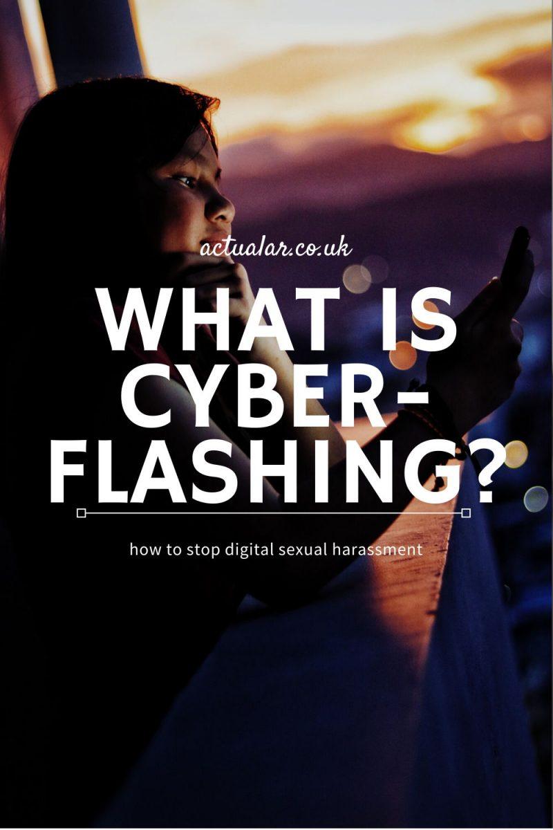cyber-flashing