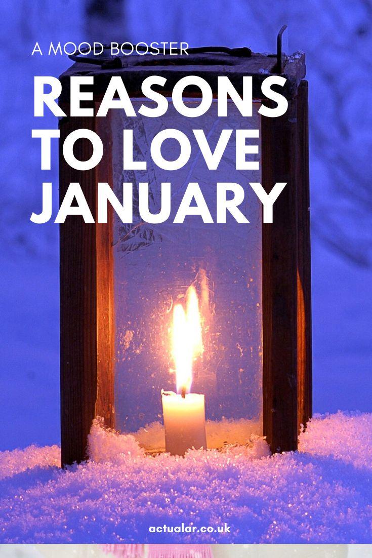 Reasons to love January