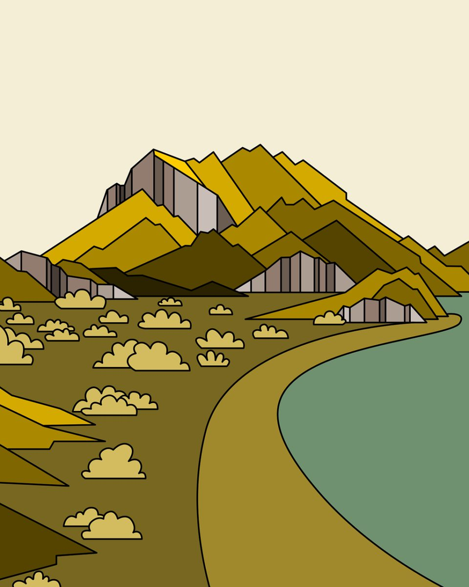 travel, destination, landscape